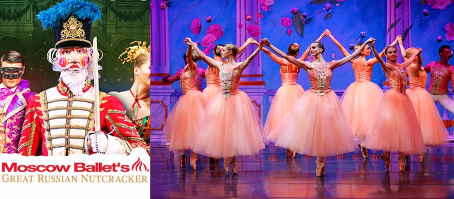 Moscow Ballet's Great Russian Nutcracker at Sandler Center For The Performing Arts