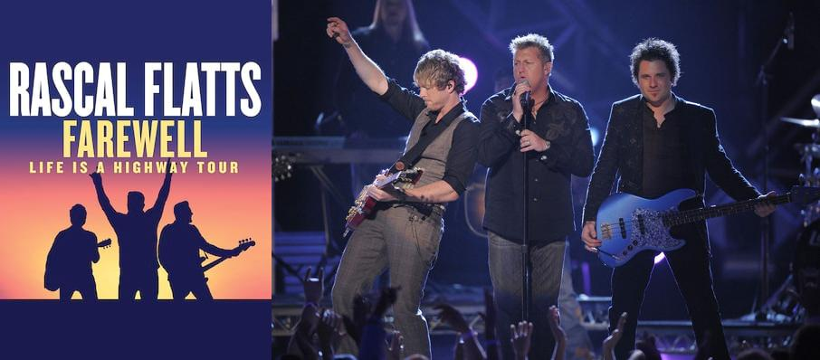 Rascal Flatts at Veterans United Home Loans Amphitheater