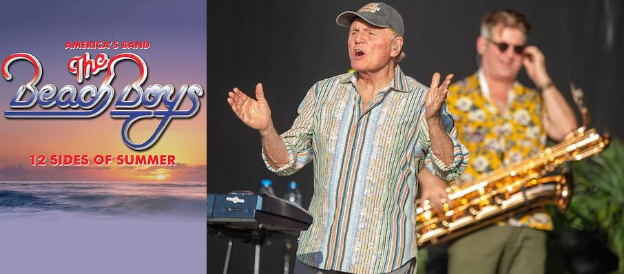 Beach Boys at Sandler Center For The Performing Arts