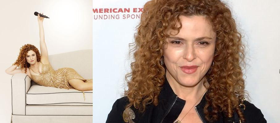 Bernadette Peters at Sandler Center For The Performing Arts