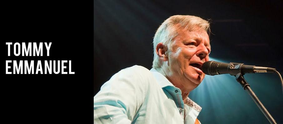 Tommy Emmanuel at Sandler Center For The Performing Arts