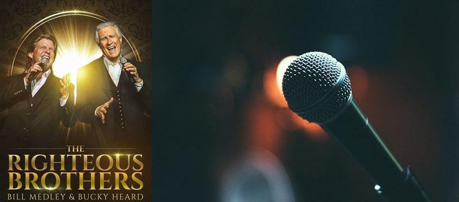 The Righteous Brothers at Sandler Center For The Performing Arts