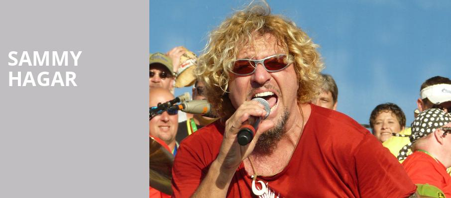 Sammy Hagar, Veterans United Home Loans Amphitheater, Virginia Beach